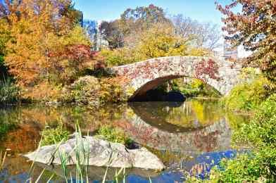 New York - Central Park - Manhattan - di Claudio Leoni