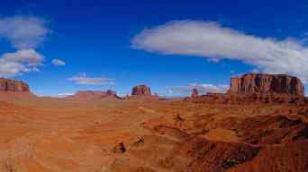 Monument Valley - Utha - di Claudio Leoni
