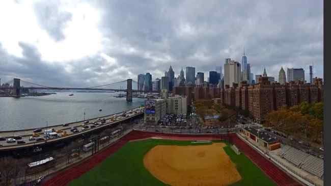 New York - Manhattan Bridge - Manhattan - di Claudio Leoni