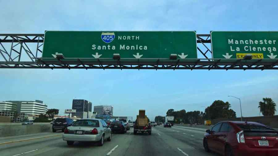 Los Angeles - California - di Claudio Leoni