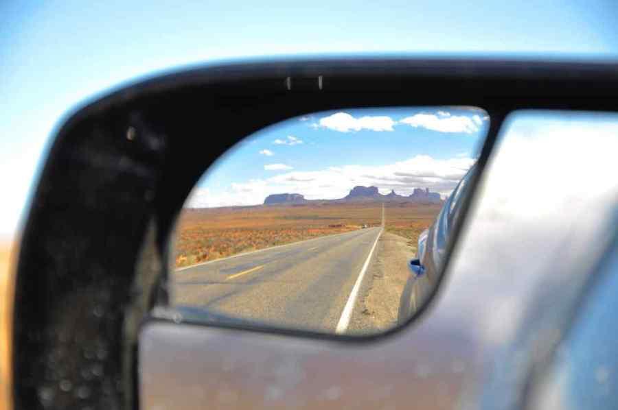 Road 163 - Monument Valley - Utha - di Claudio Leoni