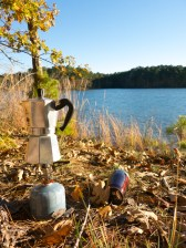 Camping at Mistletoe State Park - 11.22.2015 - 15.06.21