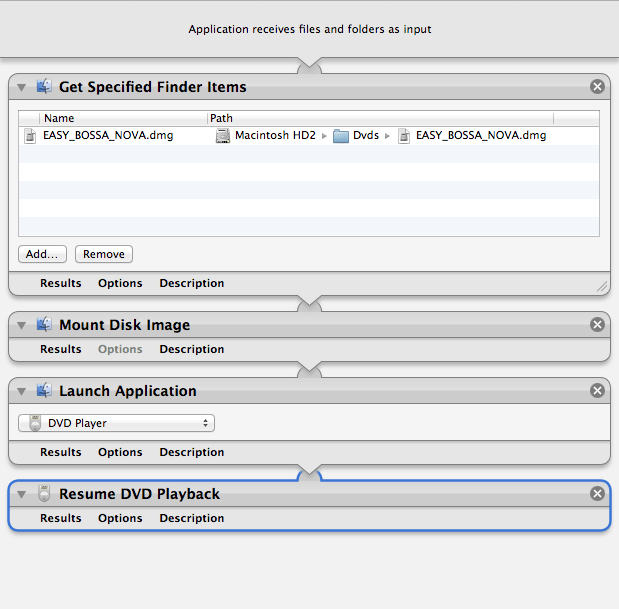 automator example