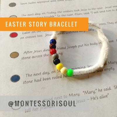 Easer Story - story bracelet