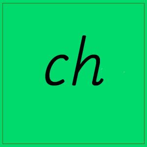 ch - sounds
