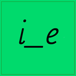 i_e sound with letters