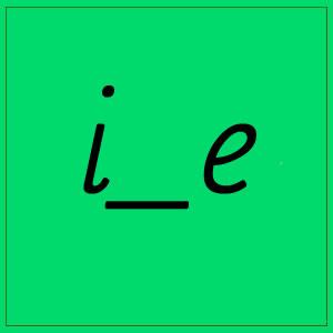 i-e sounds