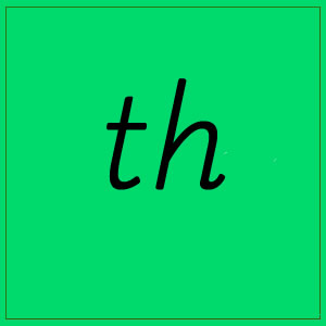 th- sounds
