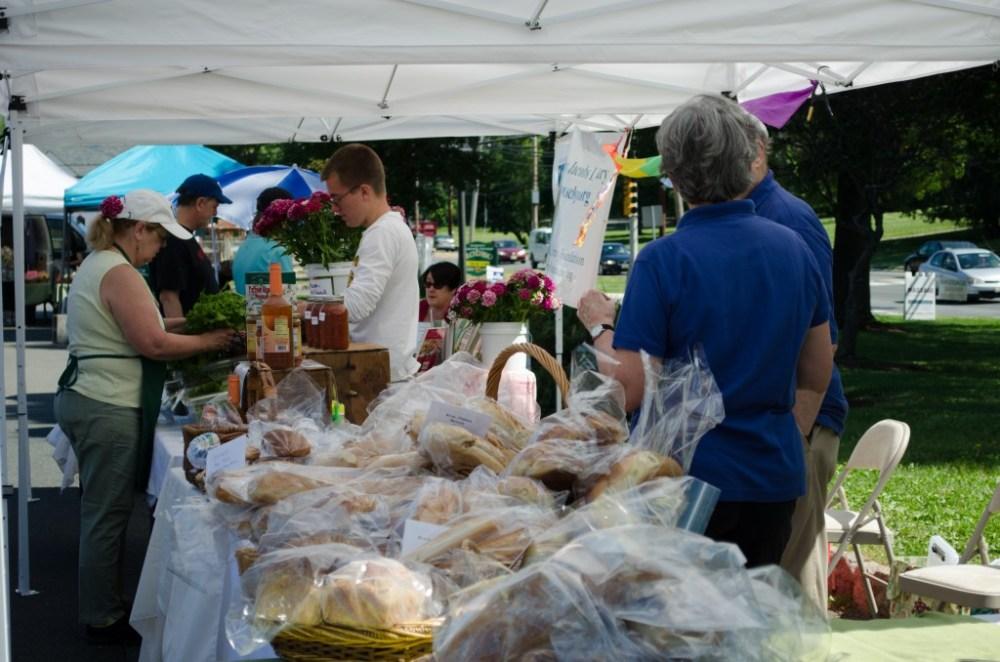 Montgomery Friends of Open Space Farmers' Market
