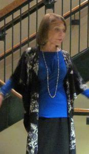 Carole Preston as Lilly Warner