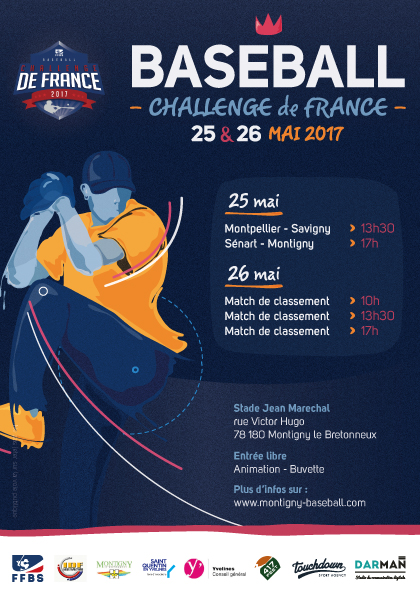 Challenge de France - Flyer 2017