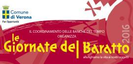 Le giornate del Baratto 2016 @ Circolo I° Maggio | Montorio | Veneto | Italia