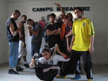 Camps Breakerz: a Gaza l'hip hop é sinonimo di libertà