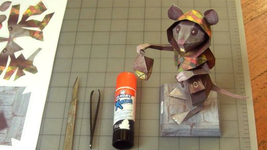 ghost-of-tale-tilo-papercraft-model-thumb