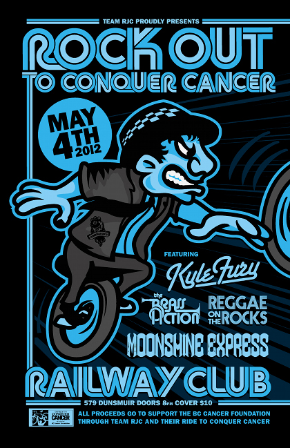 Rock Out to Conquer Cancer