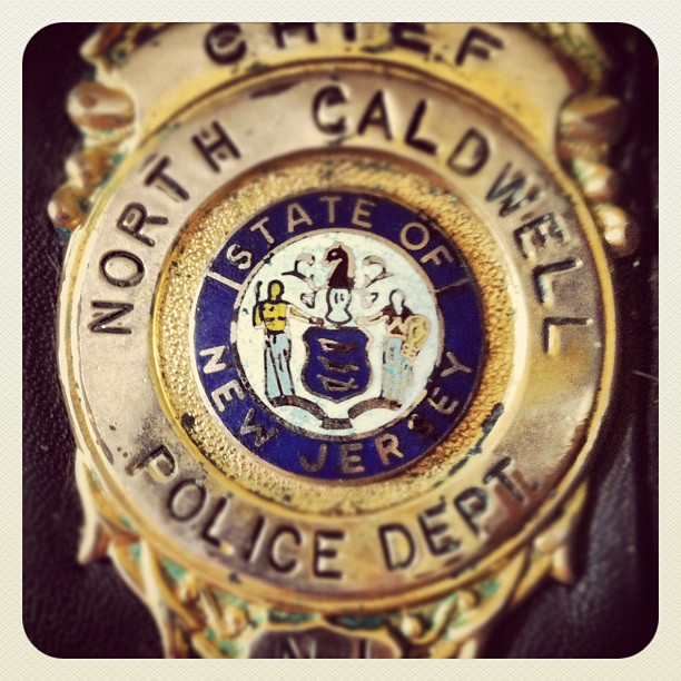 Grandpa's Chief Badge