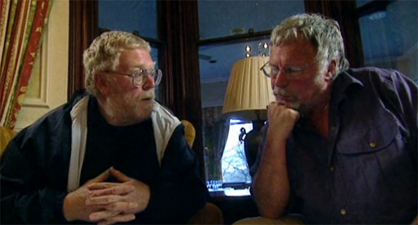 Neil and Bill Oddie