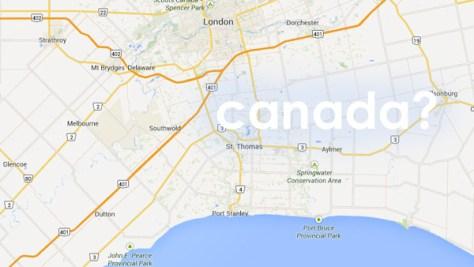 Canada?