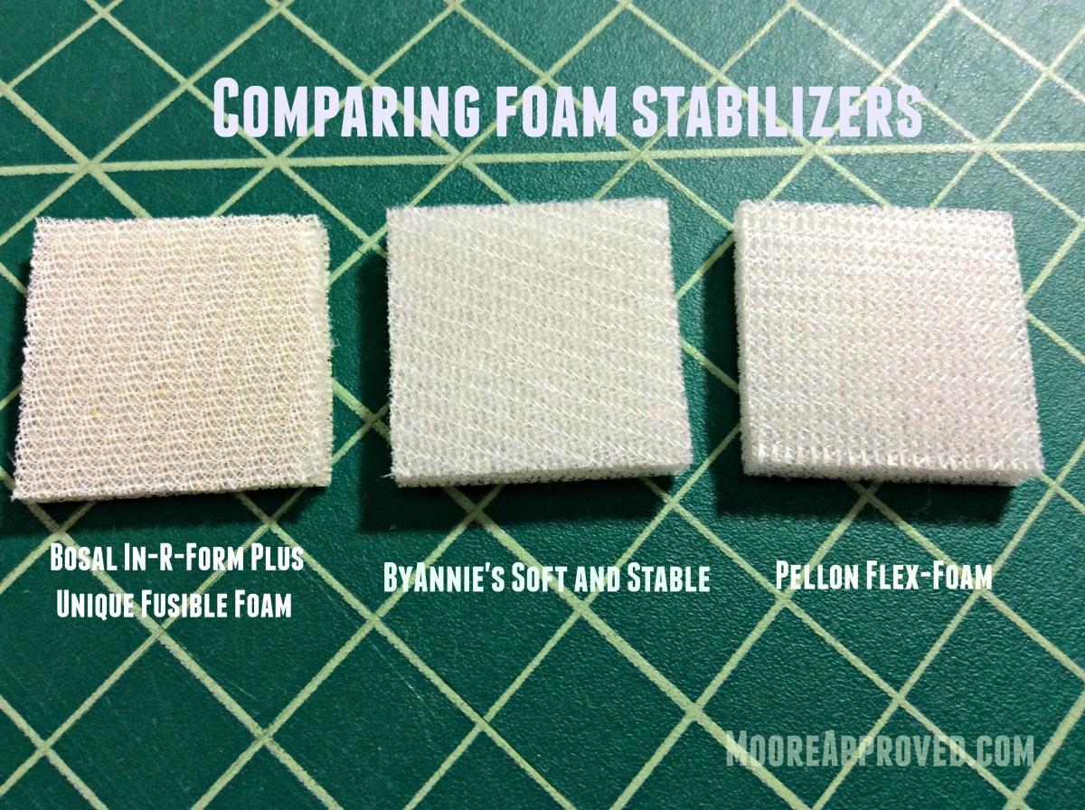 Battle of the Foam Stabilizers