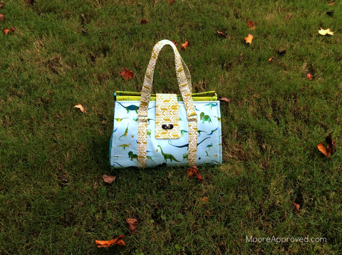 Making Swoon Sewing Patterns Nora Doctor Bag: Review and Tips
