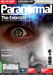 Paranormal Magazine #27