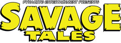 Savage Tales logo