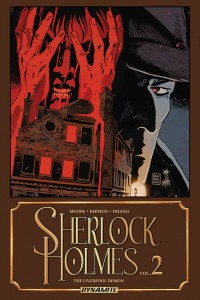 Sherlock Holmes Vol 2 - The Liverpool Demon