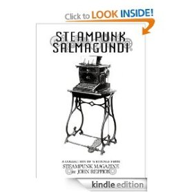 SteamPunk Salmagundi for Kindle