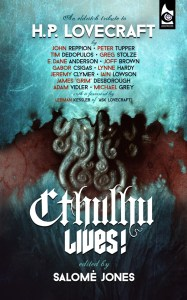Cthulhu Lives - Ghostwoods Books