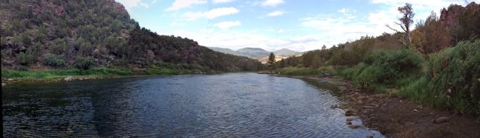 Lapping the C – Green River