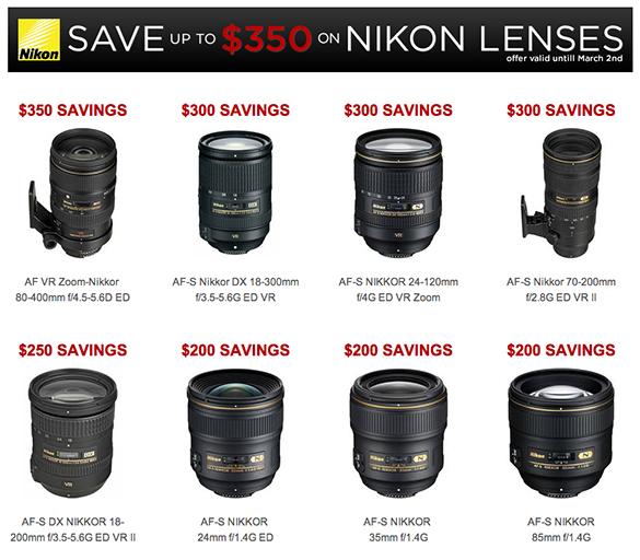 Nikon_Sale