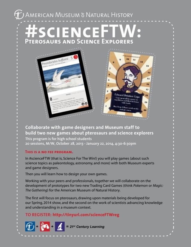 ScienceFTW
