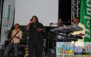 Percy Rankin Bonfire Band will perform at the Marcus Garvey tribute!`