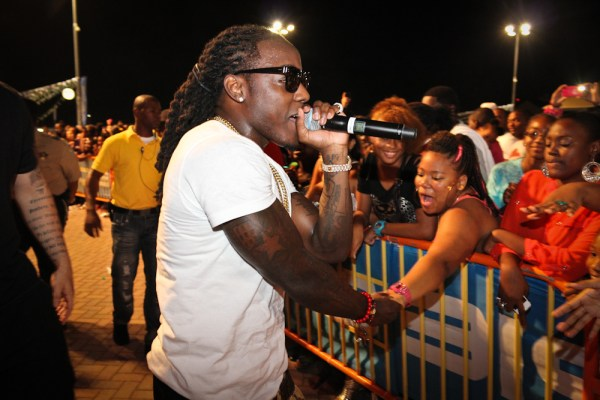 Youth Extravaganza 2013 featuring Rapper Ace Hood