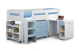 Kimbo cabin bed blue - More Than Beds, Bangor