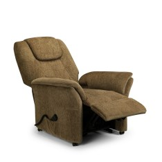 Riva recliner - capuccino - More Than Beds, Bangor