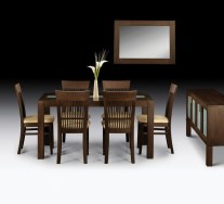 Santiago dining set - More Than Beds, Bangor