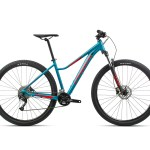 Orbea MX27 ENT 40, Gr.S, blue-red