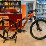 Orbea OCCAM TR H50, Gr. M, orange-schwarz