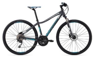 Cross Rove 0 Disc DD Charcoal