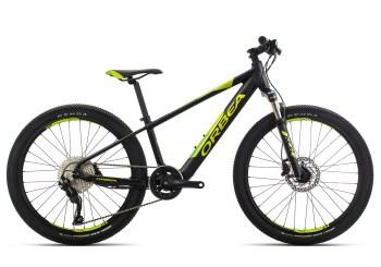 Orbea EMX24 schwarz, E-Mountainbike für Kinder