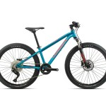 Orbea MX24 TRAIL, blue-red