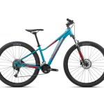 Orbea MX27 ENT XC, XS, blue-red