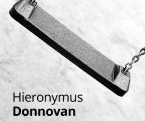 Hieronymus Donnovan, un blogueur publie son nouveau roman