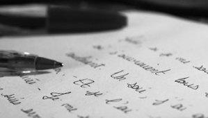 L'EDITO DE JUSTINE : Différents états d'une envie d'écrire