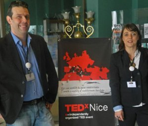Les rencontres, les mots étonnants et les secrets perdus du TEDx de Nice