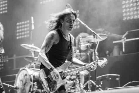 Nuno Bettencourt, compositeur de More Than Words et guitar hero !
