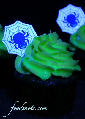 Glowing frosting