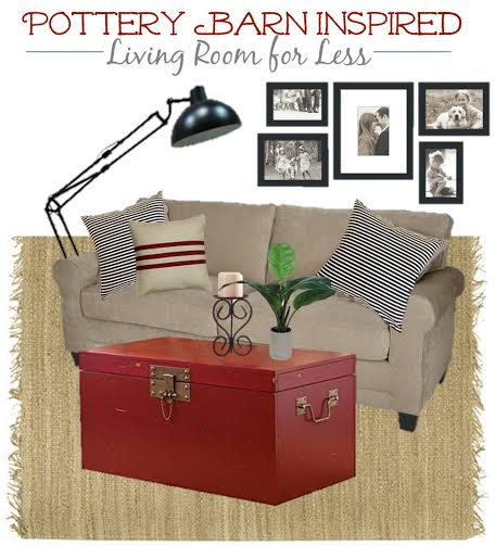 copycat decor-get the look of Pottery Barn- Pottery Barn style on a budget-replicate the look of Pottery Barn- Pottery Barn dupe decorating tips