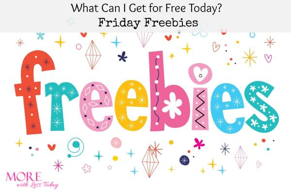 new freebies for freebie friday